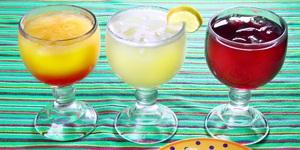 margarita Jamaica water sex on the beach cocktails