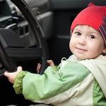Child driving