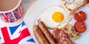 Овсянка, сэр!: английский завтрак