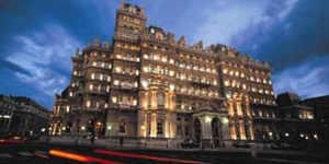 Десять отелей, где водятся привидения