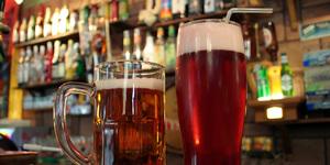 Германия: пивные коктейли