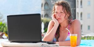 Как не получить стресс в отпуске?