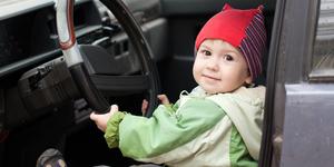 Путешествуем с малышом: на поезде и автомобиле