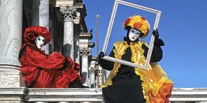 Секреты венецианского карнавала