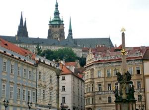 Градчаны, дворянский район Праги