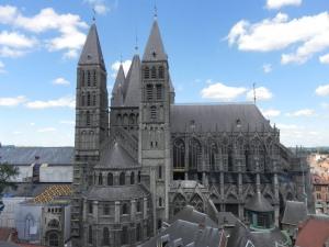 Кафедральный собор в Тюрне