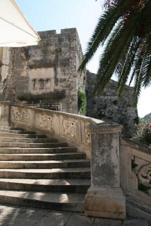 Старинный город Корчула