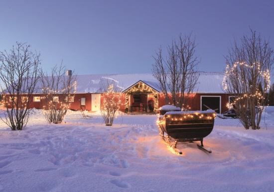 Новогодние туры в Лапландию