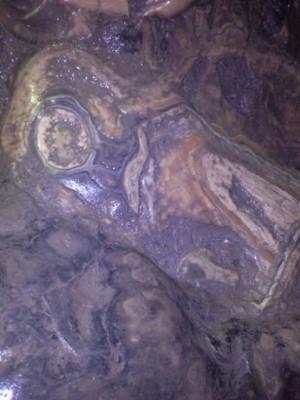 рисунки в пещере Зевса