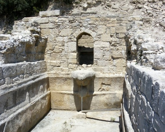 Аматус, древний город на Кипре