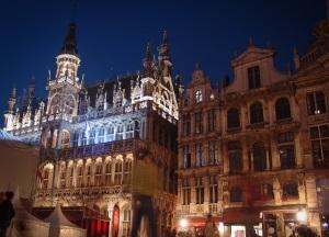 Бесплатные достопримечательности Брюсселя
