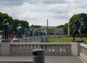 Парк Фрогнер в Осло