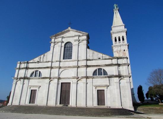 Церковь Святого Евфимия в Ровине
