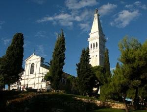 Церковь Святого Евфимия в Ровине, Хорватия