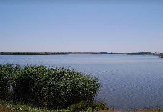 Озеро Дуранкулак