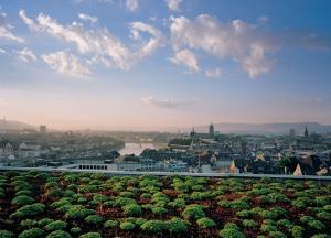 Вид на Базель