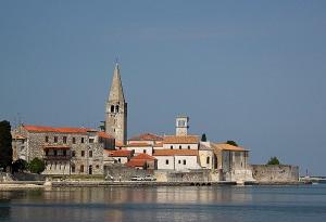Евфразиева базилика в Порече