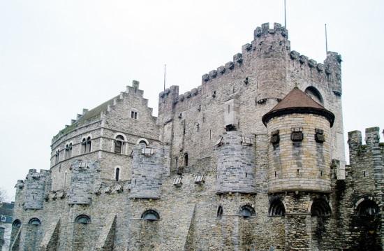 Крепость в Генте