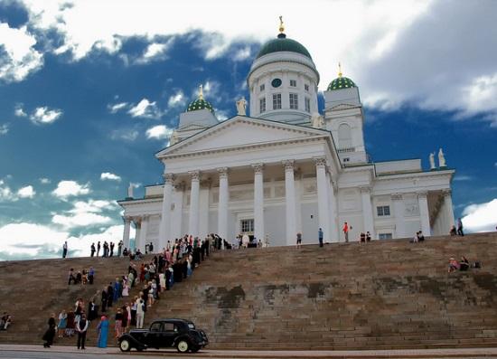 Хельсинки, Собор Святого Николая или Кафедральный собор