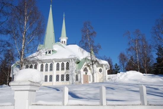 Церковь в Йокмокк