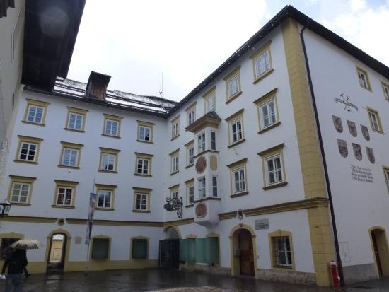 Городской музей в городе Китцбюэль