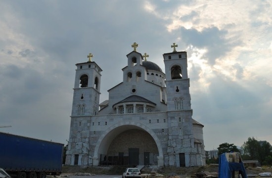 Церковь в Подгорице