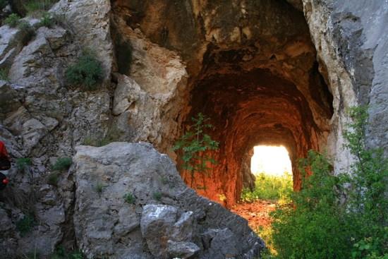 Пещера в Подгорице