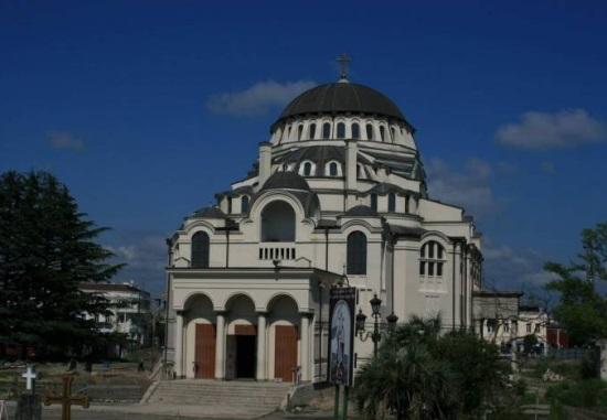 Поти, Кафедральный Собор