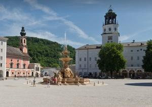 Зальцбургская резиденция