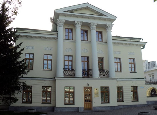 Дом купца Пшеничникова в Екатеринбурге