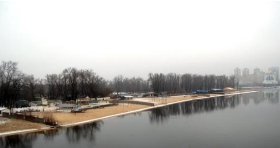 Гидропарк в Киеве