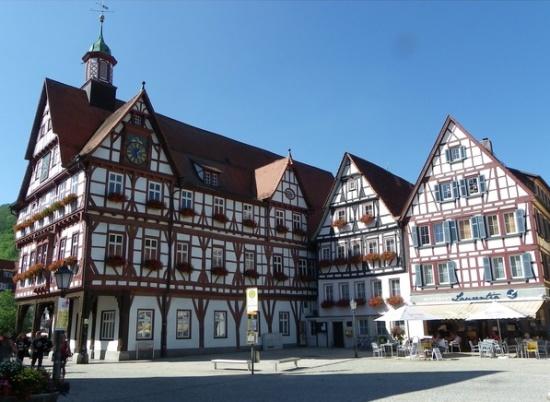 Курорт Бад Халль в Австрии