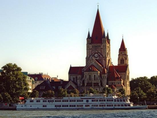 Неповторимый город Вена