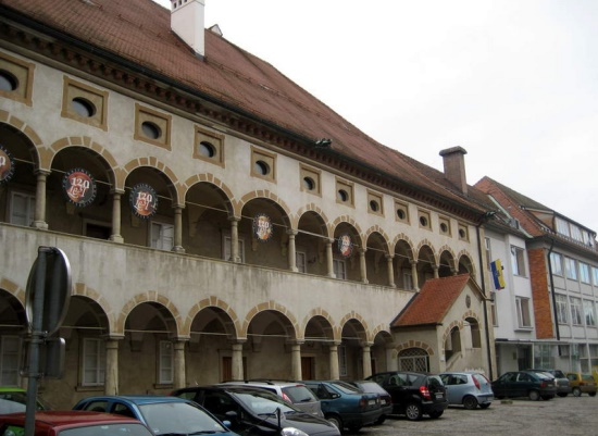 Областной краеведческий музей в Целе