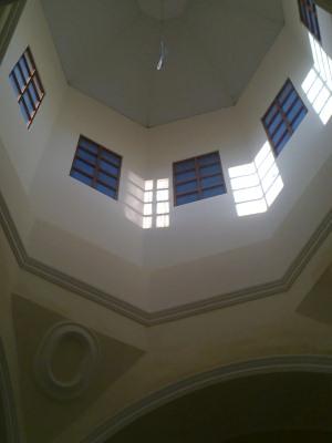 Армянская церковь Сурб Никогайос внутри