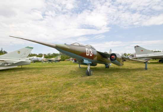 Музей авиации в Жуляны