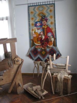 Экспонаты музея Биласа