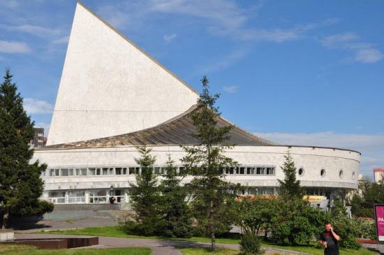 Новосибирский молодежный академический театр Глобус