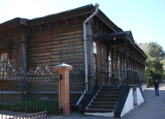 Дом Мейерхольда