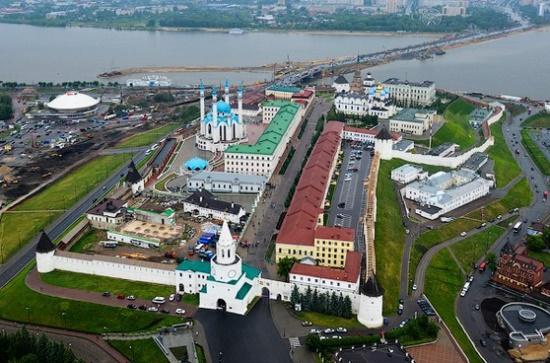 Казанский Кремль
