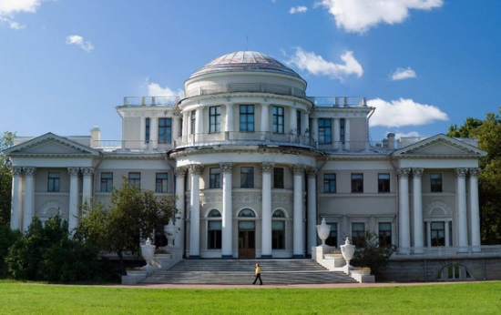 Елагинский дворец