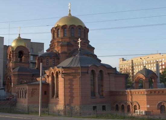 Новосибирск, Собор Александра Невского