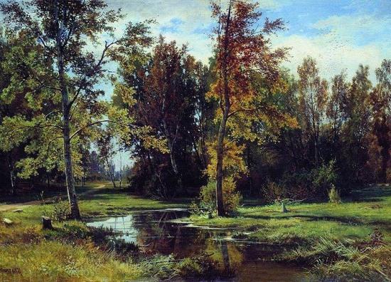Экспонат в Областном художественном музее в Донецке