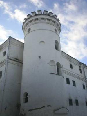 Башня Пищаловского замка