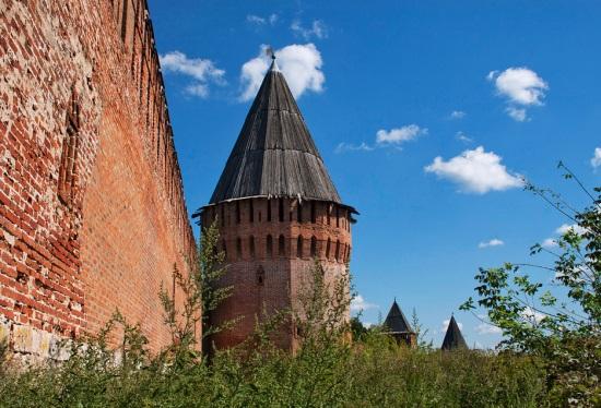 Башня Смоленской крепости