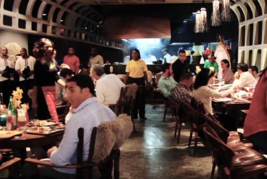 Ресторан Tribes (Племена) в Дубай