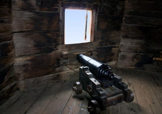 Пушки Форт-Росса