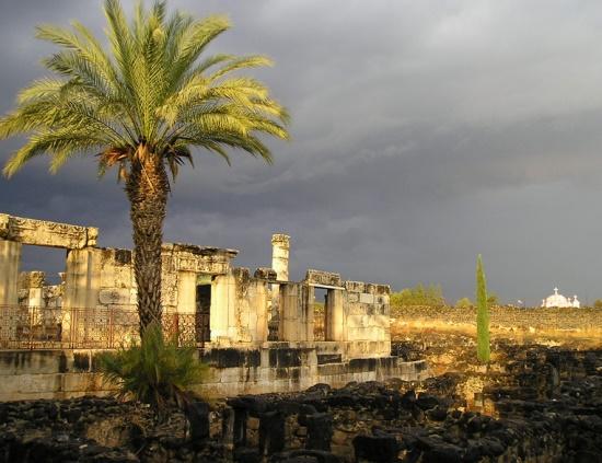 Израиль, руины древних цивилизаций