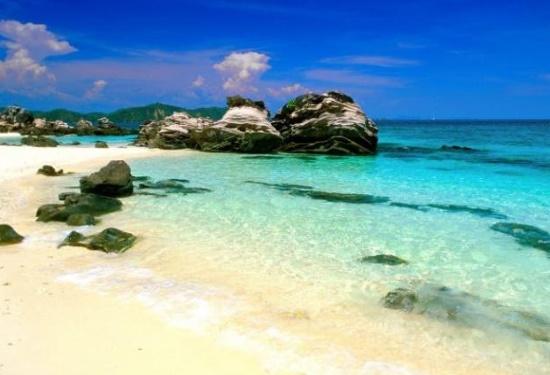 Остров Ко-Пхай возле Паттайи