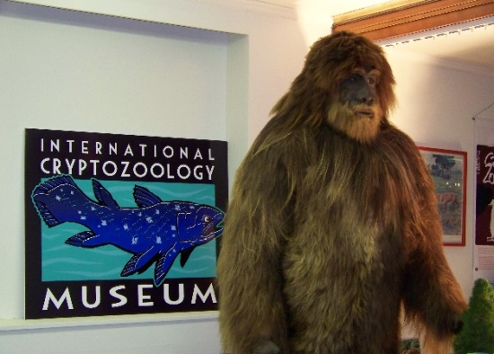 Музей Криптозоологии в Портленде